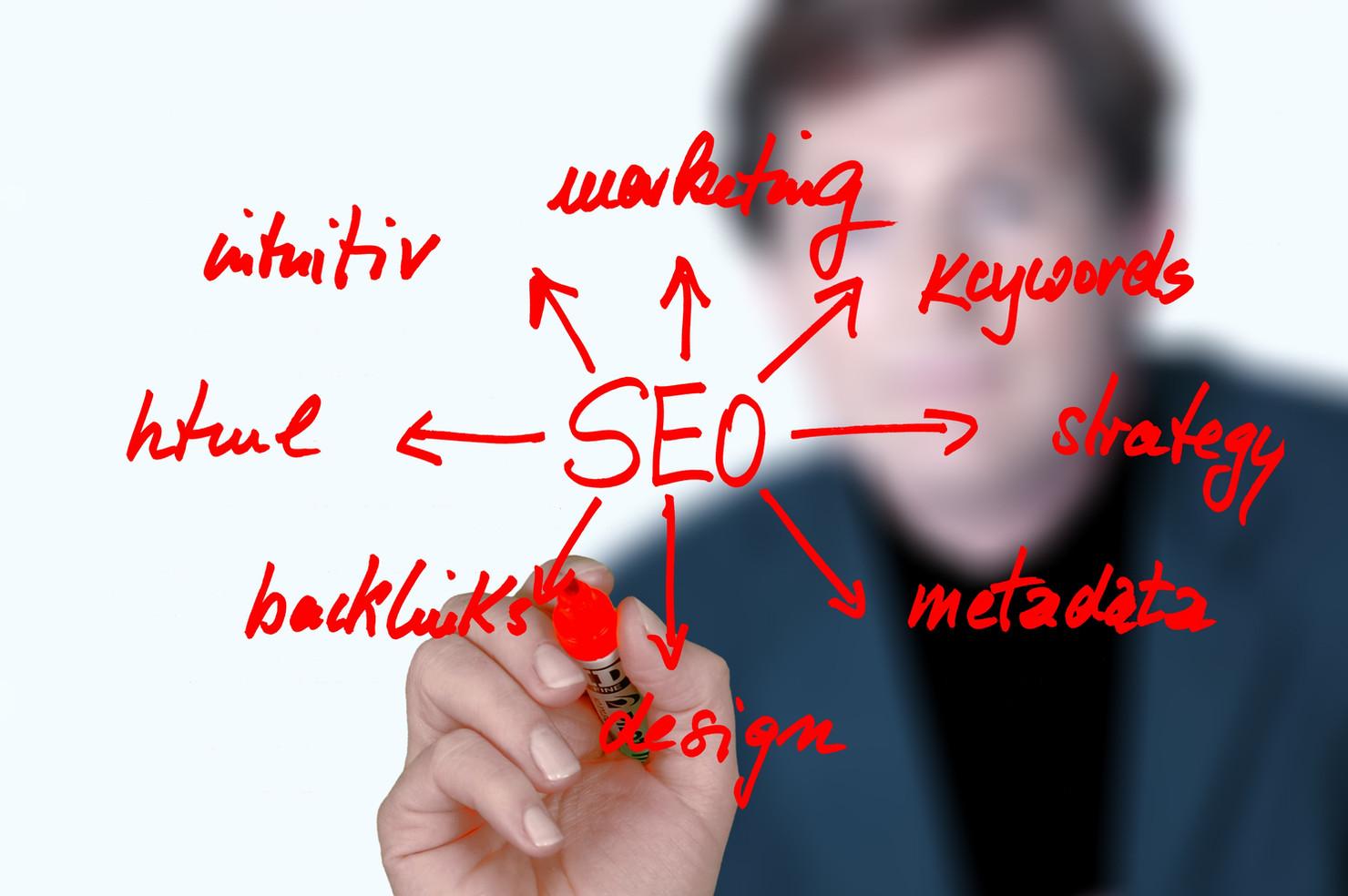 SEO and Web Developer Merchant Accounts
