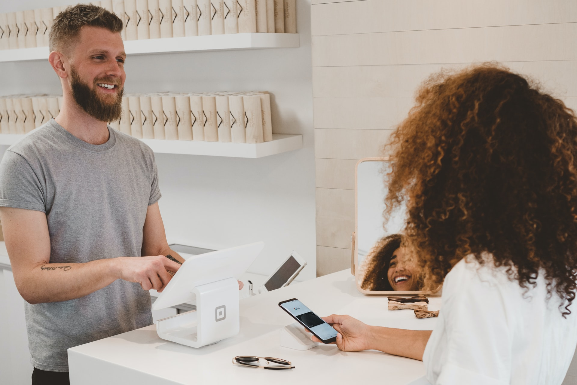 Keep Customers Happy With AllayPay's Payment Options